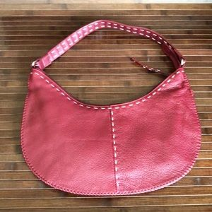 Handbags - Red Leather Purse